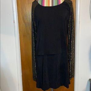 BCBG sample mini dress